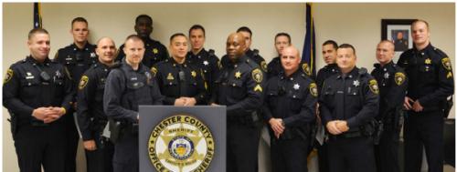 Chester County deputy sheriffs