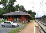 Amt Parksburg-eastbound-station